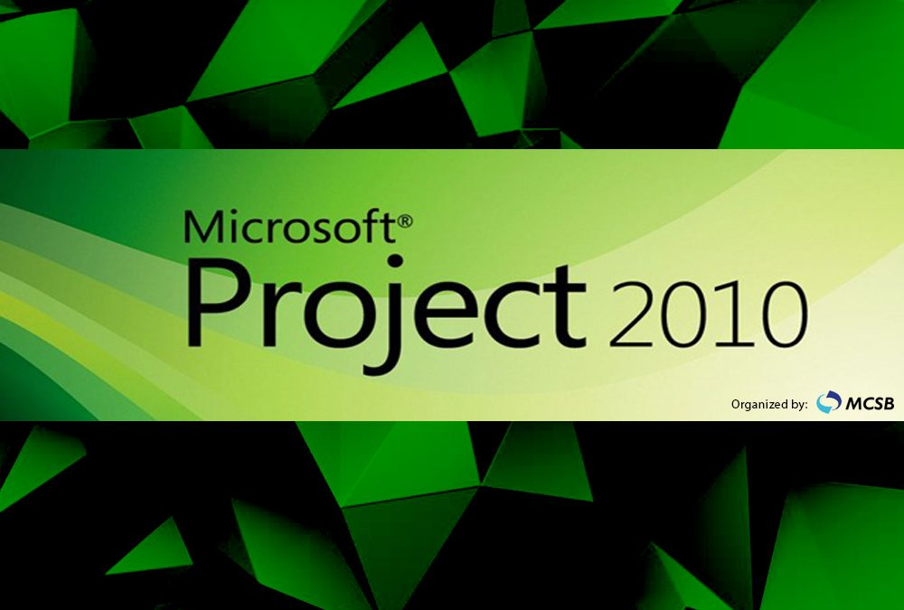 MCSB Microsoft Project 2010