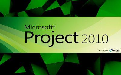 MCSB Microsoft Project 2010